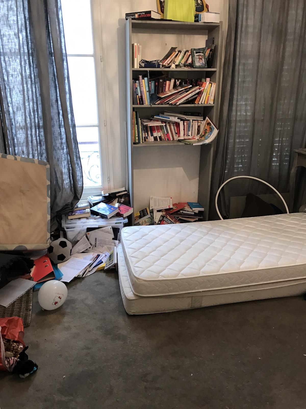 Rénovation appartement Paris 7è