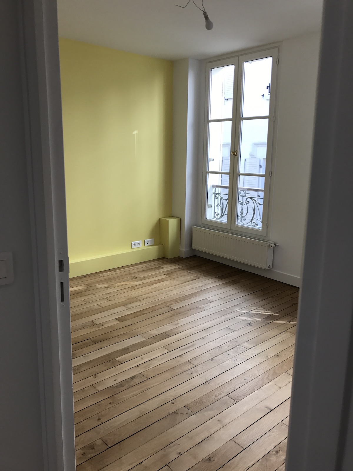 Rénovation appartement Paris 7è